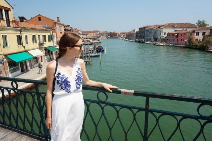 Venice Island Hopping to Murano, Burano and Torcello | www.andreaoeacock.com