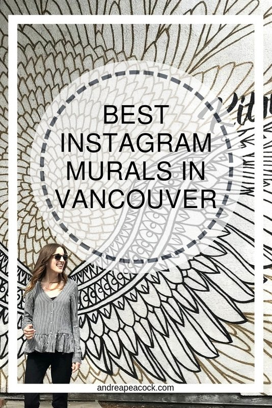 18 of the most Instagrammable murals in Vancouver | www.andreapeacock.com