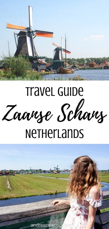 Taking a day trip from Amsterdam to Zaanse Schans, Netherlands