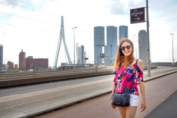 How to spend one day in Rotterdam, Netherlands