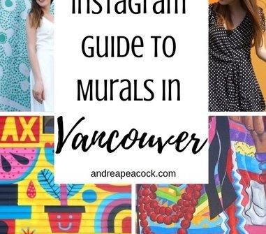 Instagram Guide to the Best Murals in Vancouver, B.C.