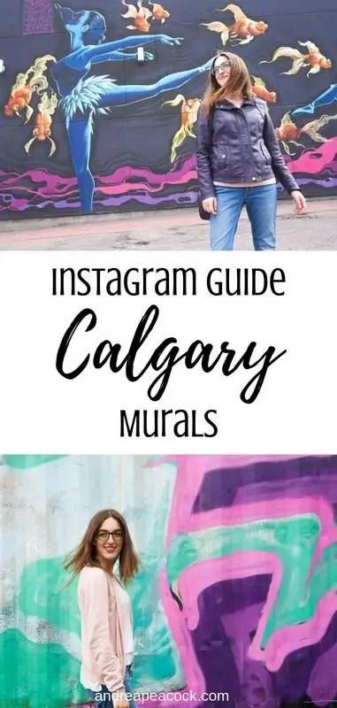 Instagram Guide to Murals in Calgary, Alberta