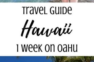 Oahu Hawaii travel guide