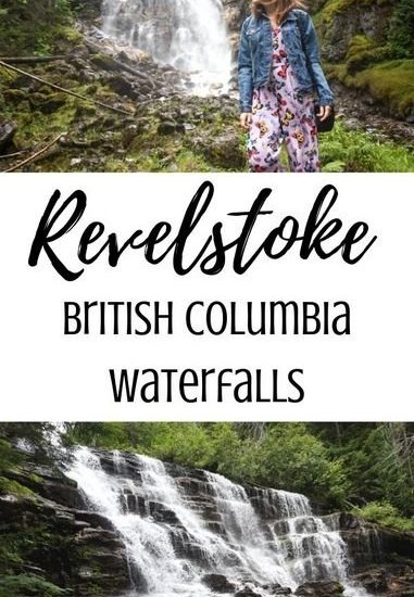 Five Waterfalls to Discover Near Revelstoke, British Columbia, Canada - Revelstoke, British Columbia Waterfall Guide | Andrea Peacock