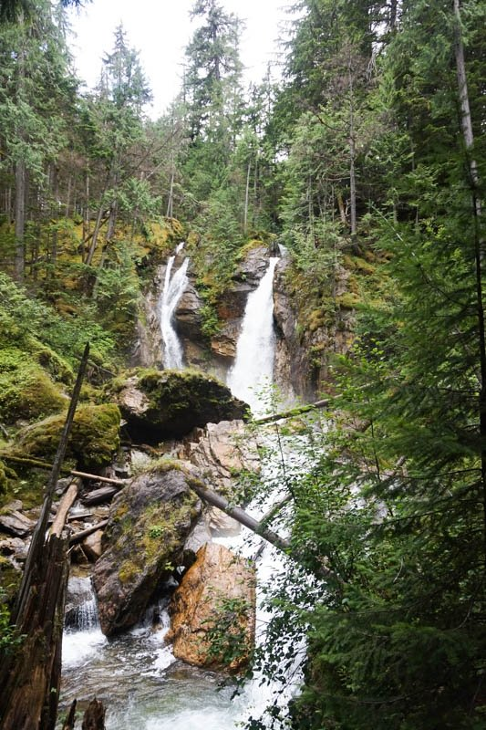 5 Waterfalls to Discover Near Revelstoke, British Columbia, Canada - Andrea Peacock