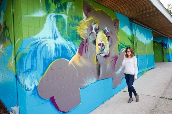 Kamloops mural guide | Kamloops Instagram Guide | British Columbia Instagram Guide | Canada travel photography