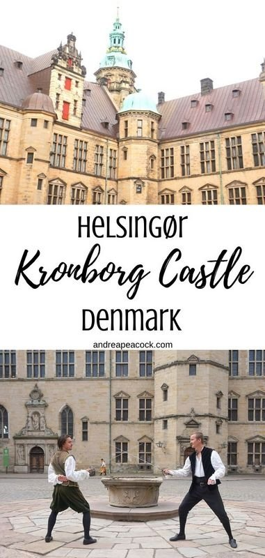 Kronborg Castle was Shakespeare's inspiration behind Hamlet, and it is worth visiting on a day trip from Copenhagen. Kronborg Castle is in Helsingor, Denmark. Check out this guide for all you need to know.