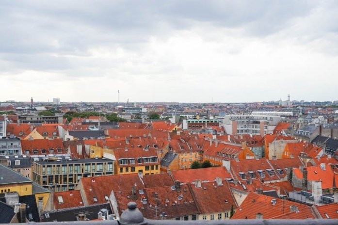 The Round Tower (Rundetaarn) is a large tower in the centre of Copenhagen, Denmark.