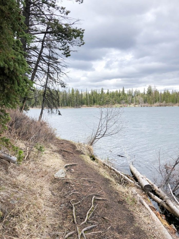 McConnell Lake Provincial Park Kamloops hiking guide