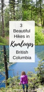 Kamloops Hiking Guide