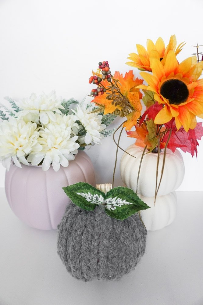 fall dollar tree diy pumpkins