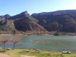 Lake of S. Llorenc de Montgai