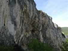 Remirole, the crag of the future!
