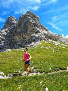 Running Alta Via 1