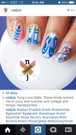 Nailjob - Yung Love Nails
