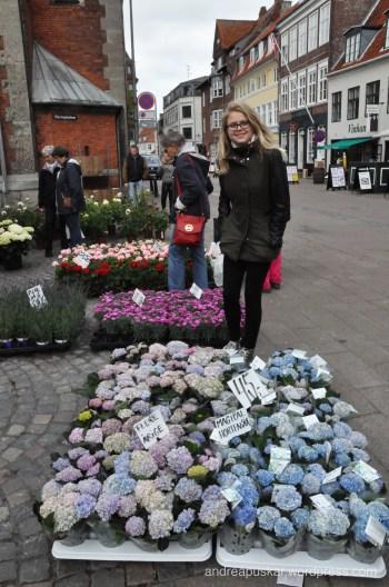Fresh Flower Market!