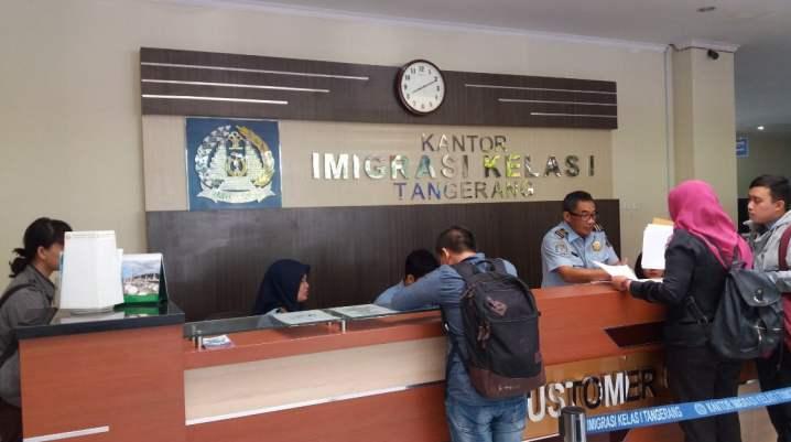 Cara Gampang Membuat Paspor di Kantor Imigrasi Tangerang
