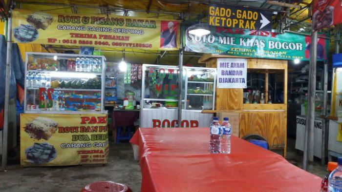 cafe tenda kosambi