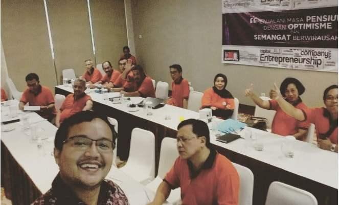 Pembicara Bisnis Online utk Kementerian Kominfo Bandung