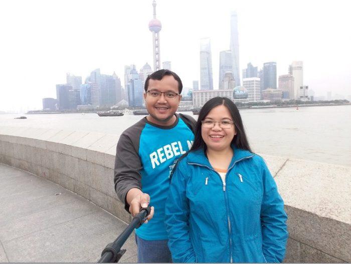 wisata ke kota shanghai
