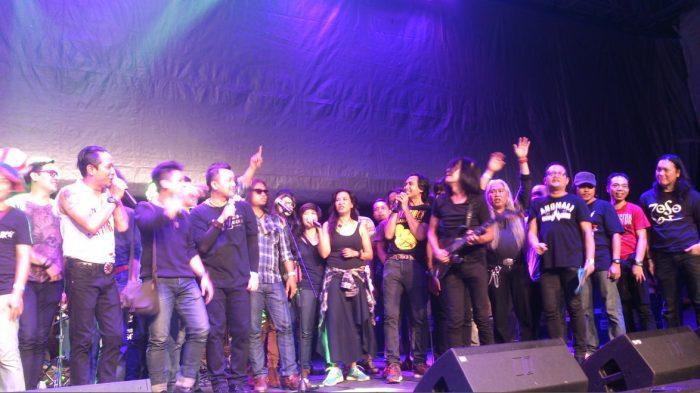 Konser Amal Terbesar Dari Gitaris Untuk Indonesia