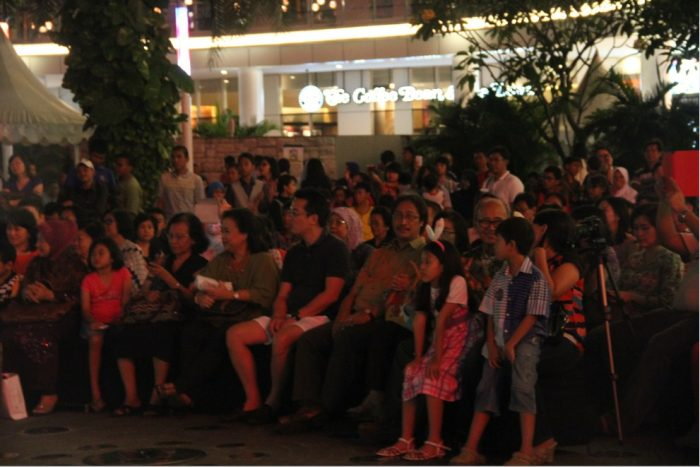 Konser Purwacaraka Jakarta