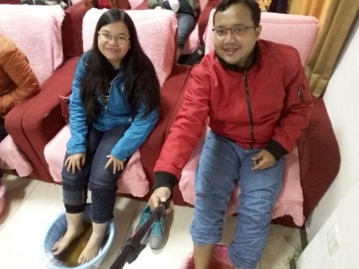 Toko Obat China Asli di Kota Beijing