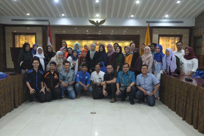 Pembicara Internet Marketing Andreas Agung Kominfo Tangerang