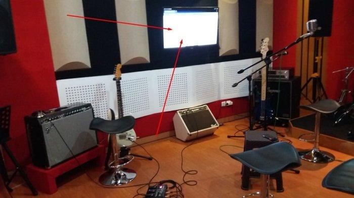 DK Studio music Green Lake Tangerang