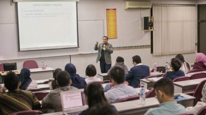 Pembicara Internet Marketing Indonesia