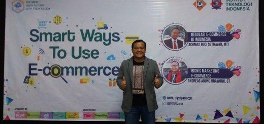 Narasumber Talkshow Bisnis Startup Terbaik Indonesia