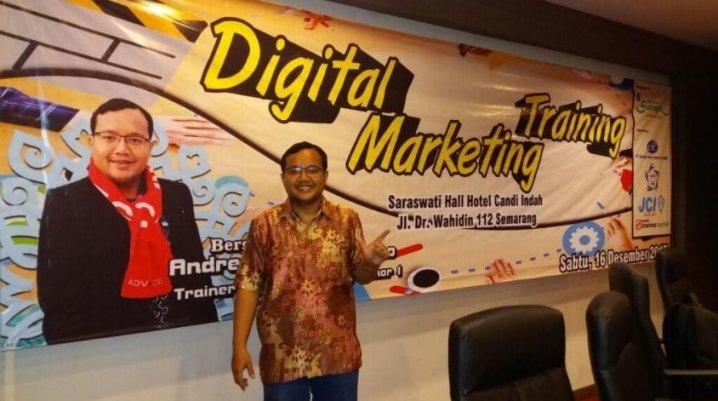 Trainer Digital Marketing Terbaik di Tangsel