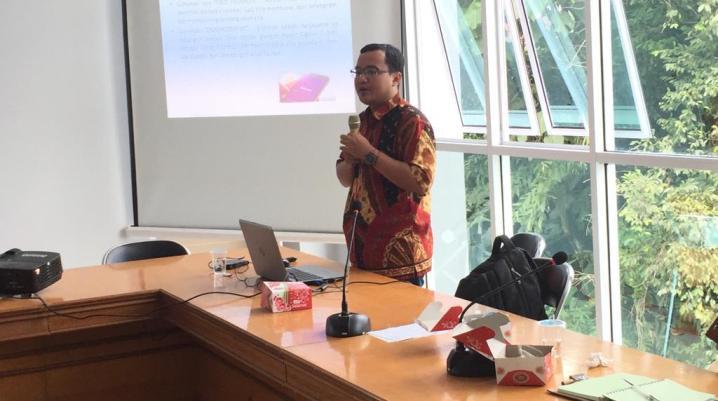 Workshop Digital Marketing di Pemkot Bukittinggi
