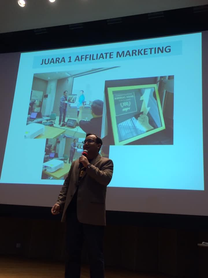Pembicara Digital Marketing Terbaik Indonesia