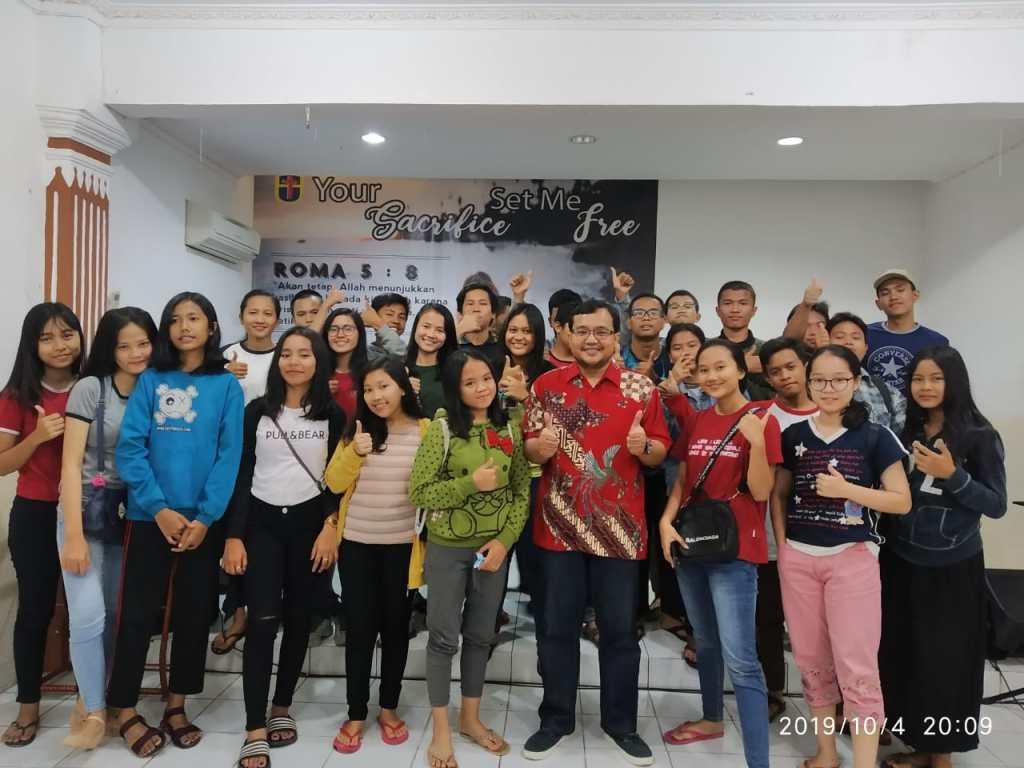 Pembicara Seminar Digital Marketing Yayasan Sosial PPA