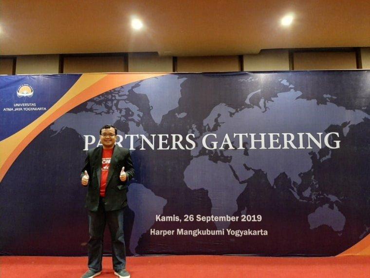 Pembicara Digital Marketing Universitas Atma Jaya Yogyakarta