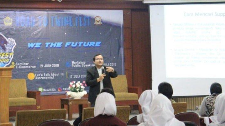 Pembicara Bisnis Terkenal di Palembang