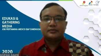 Pembicara Webinar Digital Marketing Pertamina Medco JOB Simenggaris