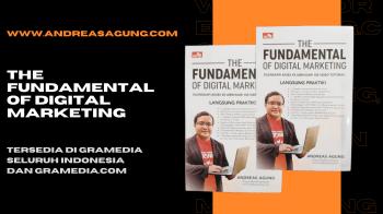 Buku The Fundamental Of Digital Marketing Karya Andreas Agung