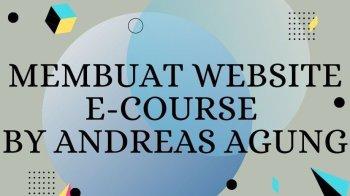 Belajar Membuat Website Bagi Pemula Secara Online