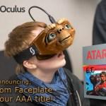 Oculus ET