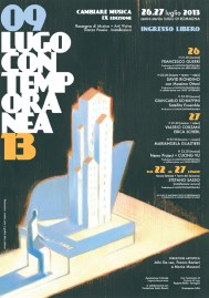 LugoContemporanea09 - 2013 - affiche