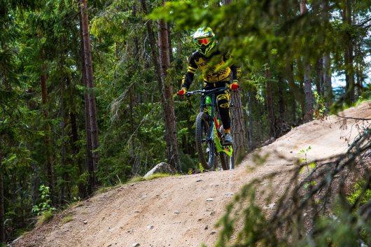 Photos from Järvsö Bergscykel Park Andreas Fransson