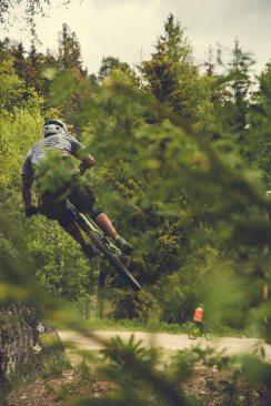 Photos from Järvsö Bergscykel Park