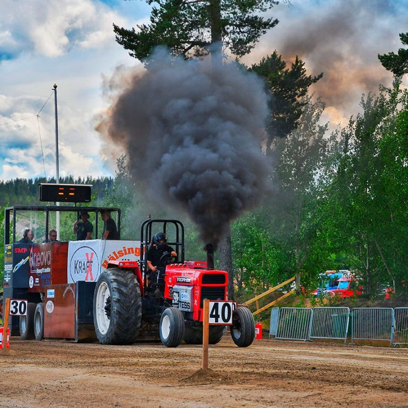 Ljusdal Traktor Power Show