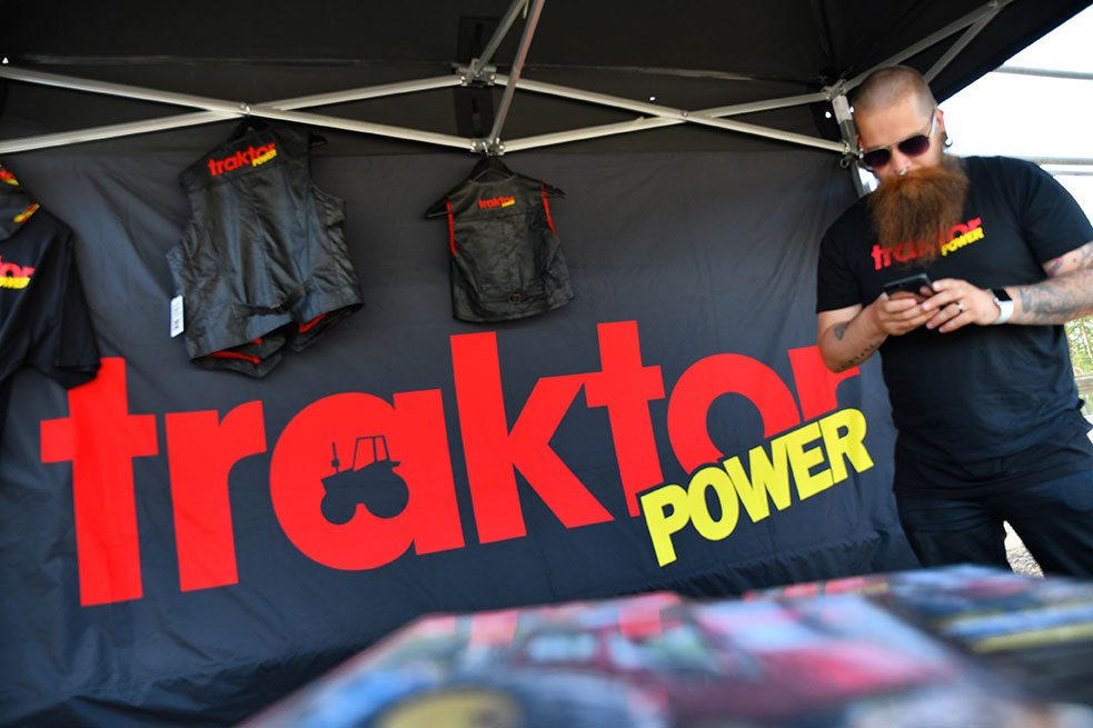 Ljusdal Traktor Power Show Andreas Fransson