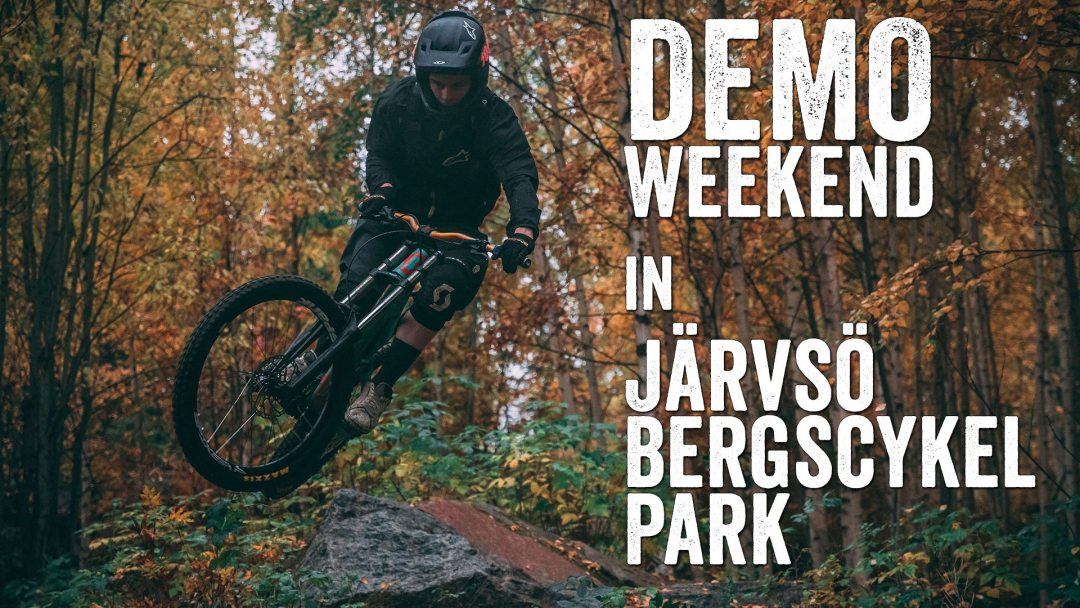 DEMO Weekend in Järvsö Bergscykel Park
