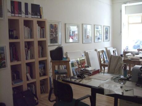 Atelier - Präsentationsraum