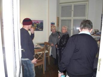 Ausstellung Patrick Hanke und Andreas Mattern