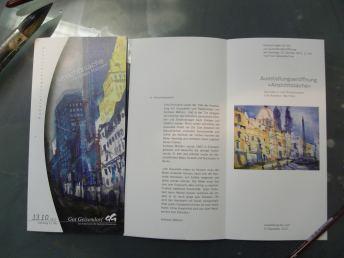 Einladung Gute Geisendorf 13.10.2012 (c) Andreas Mattern